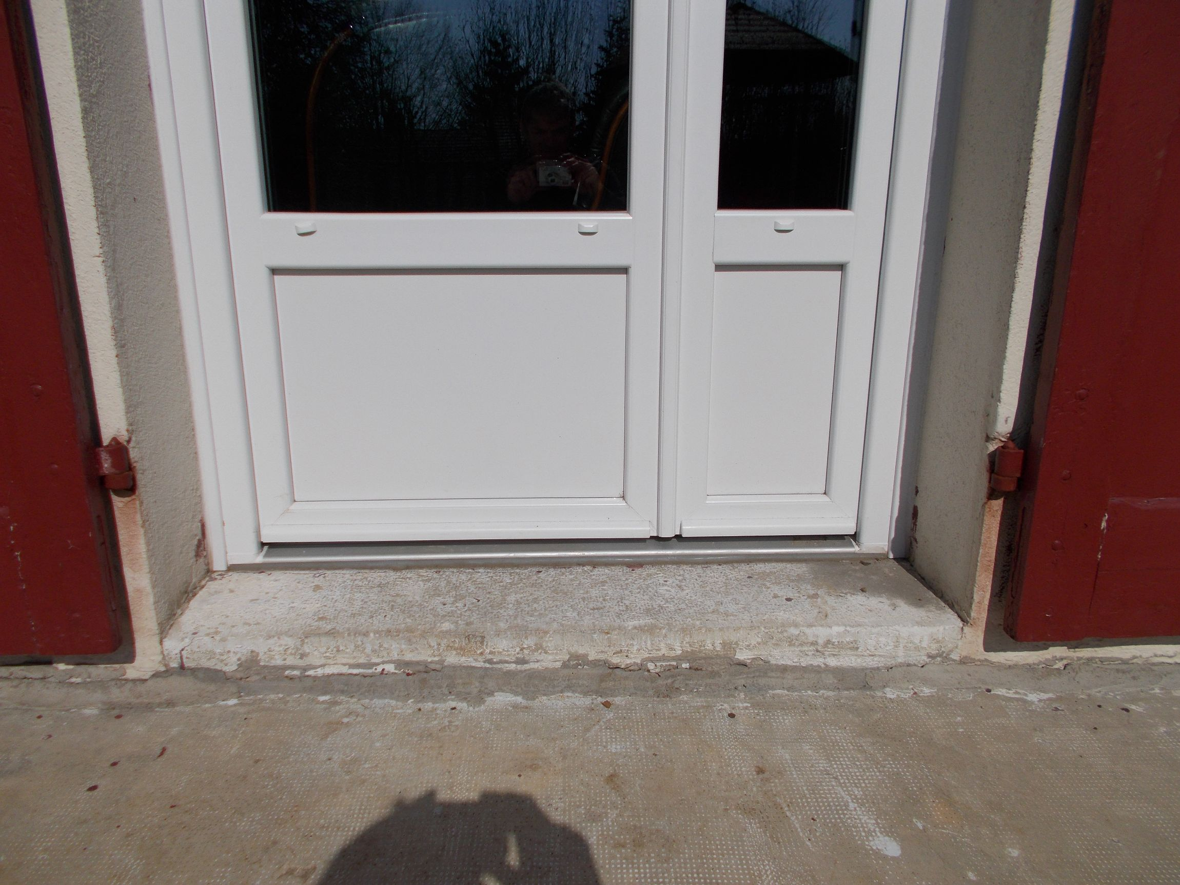 Rénovation Porte-fenêtre