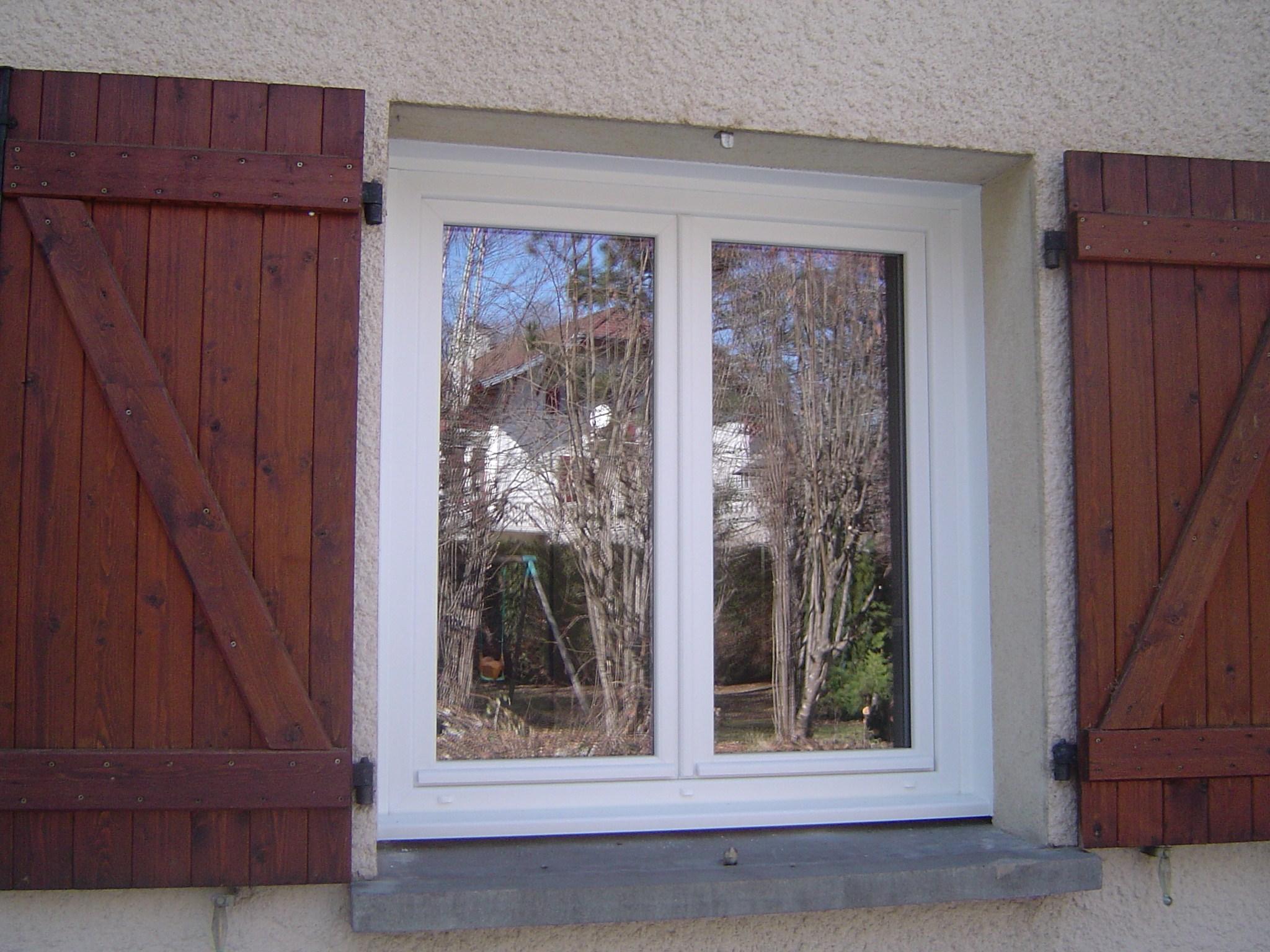 Rénovation Fenêtre PVC - APRES