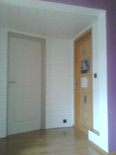 Lambris - Vue couloir